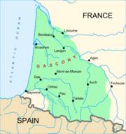 MapOfGascony