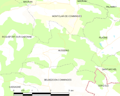 Map commune FR insee code 31030.png