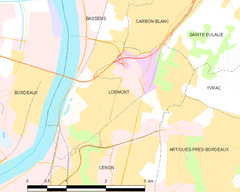 Map commune FR insee code 33249.png