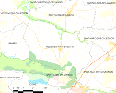 Map commune FR insee code 35178.png