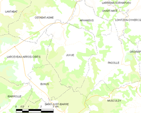 Map commune FR insee code 64285.png