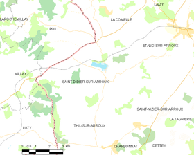 Map commune FR insee code 71407.png