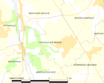 Map commune FR insee code 76707.png