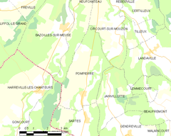 Map commune FR insee code 88352.png