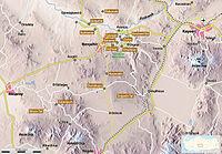 kappadókia térkép Kappadókia – Wikipédia