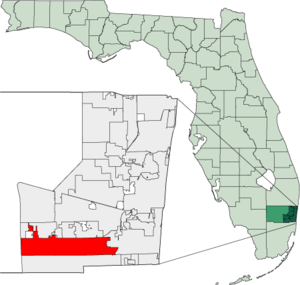 Map of Florida highlighting Pembroke Pines.png
