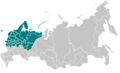 Map of Roman Catholic Archdiocese of Moscow.PNG