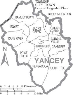 Yancey County, North Carolina   Wikipedia