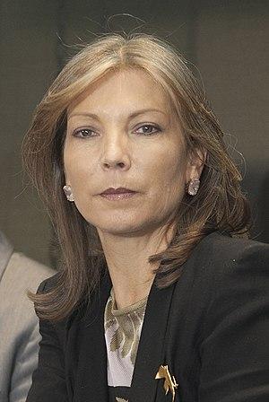 María Clemencia Rodríguez Múnera - María Clemencia Rodríguez Múnera in January 2014