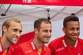 Marcel Risse, Matthias Lehmann und Nikolas Nartey 1. FC Köln (33947792698).jpg