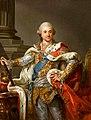 Marcello Bacciarelli - Portret Stanisława Augusta w stroju koronacyjnym 1790.jpg