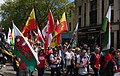 March for Welsh Independence arranged by AUOB Cymru First national march; Wales, Europe 35.jpg
