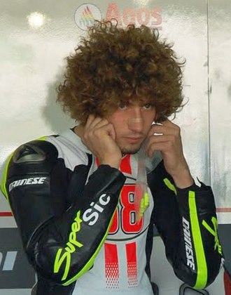 Rider deaths in motorcycle racing - Marco Simoncelli is the most recent 500cc/MotoGP class rider (and most recent former champion) to be fatally injured during a Grand Prix motorcycle racing event.