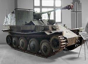Panzerjäger - Panzerjäger Marder III