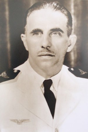 Marshal of the air force - Image: Marechal do Ar Casimiro Montenegro Filho