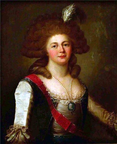 File:Maria Feodorovna (Sophie Dorothea of Württemberg) by Jean-Louis Voille.jpg