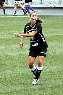 Maria Nordbrandt Swedish footballer