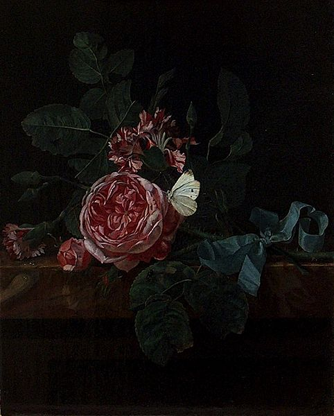 File:Maria van Oosterwijk Still Life with Flowers after.jpg