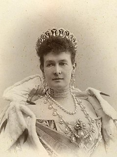 Russian noble; titled Grand Duchess