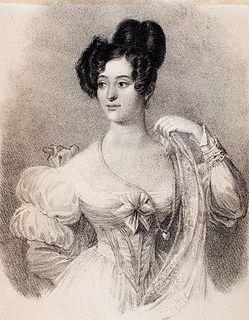 Marietta Brambilla Italian singer and opera singer (1807-1875)