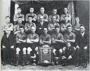 1929 New Zealand rugby league season - Image: Marist 1929
