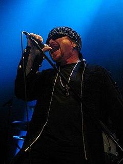 Mark Boals American musician