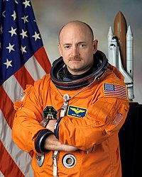 Image illustrative de l'article Mark Kelly (astronaute)
