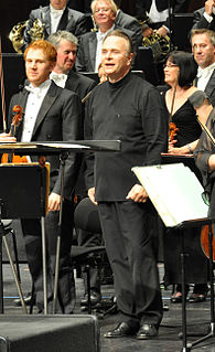 Mark Elder British conductor
