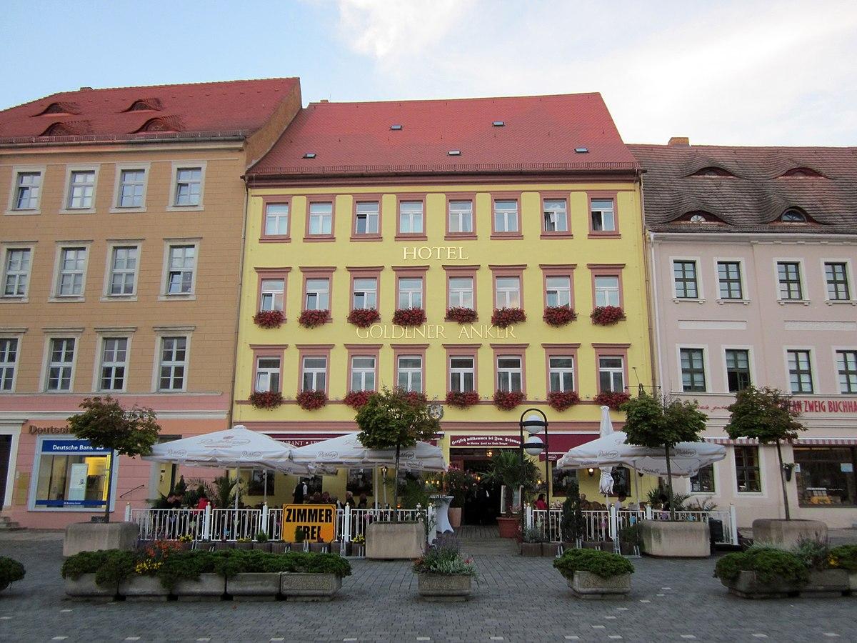 Markt Sachsen