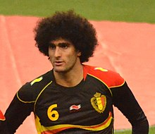 Marouane Fellaini (2013)
