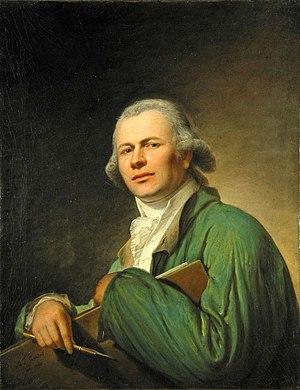 Martin Ferdinand Quadal - Self-Portrait, 1798