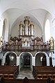 Martinskirche Klosterneuburg Orgelempore.JPG