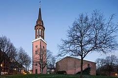 Iglesia de San Martín, Hannover-Linden-Mitte (1956-1957)