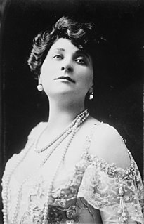 Mary Garden Scottish opera singer