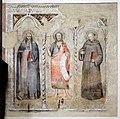 Maso di banco e aiuti, Sant'Antonio abate, San Giovanni Battista e San Francesco d'Assisi.jpg