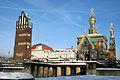 Liste der kulturdenkm ler in darmstadt darmstadt ost for Europaplatz 4 darmstadt