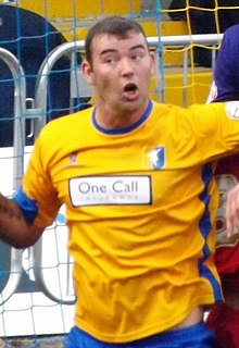 Matt Rhead English association football player