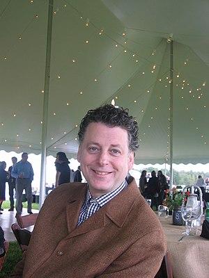 Maurice Berger - Maurice Berger, September 2011 (photo: Donna DeSalvo)