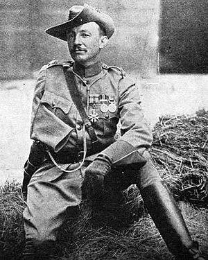 Maurice Gifford - Col. Maurice Gifford, CMG, ca. 1900.