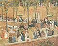 Maurice Prendergast (1858-1924) - Monte Pincio Rome (1898-1899).jpg