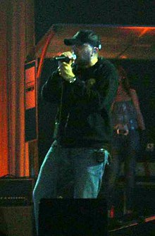 Max Pezzali in concerto nel 2007