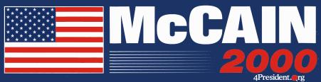McCain2000logo