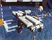 McDonnell-Douglas Space Station Concept - GPN-2003-00110