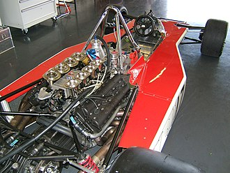 FISA–FOCA war - The Ford-Cosworth DFV engine, was used from 1967 to 1985 in Formula One.