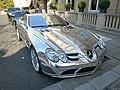 McLaren SLR Brabus Silver (6352610325).jpg