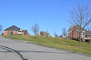 Bell Acres, Pennsylvania - Single family homes off Camp Meeting Road