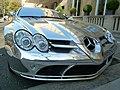 Mc Laren SLR Brabus Silver (6352614641).jpg