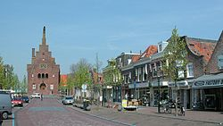 Medemblik city centre