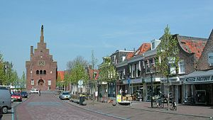 Medemblik - Medemblik city centre