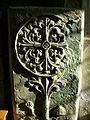 Medieval tombstone, Weobley.JPG